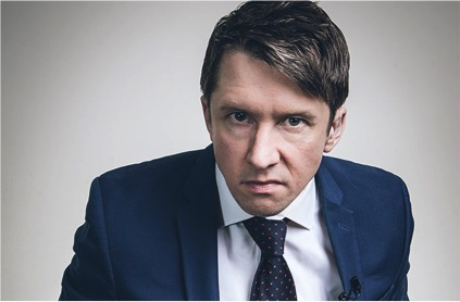 Jonathan Pie podcast