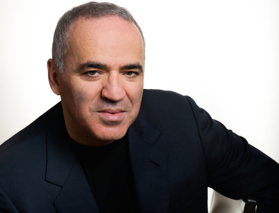 Garry Kasparov podcast