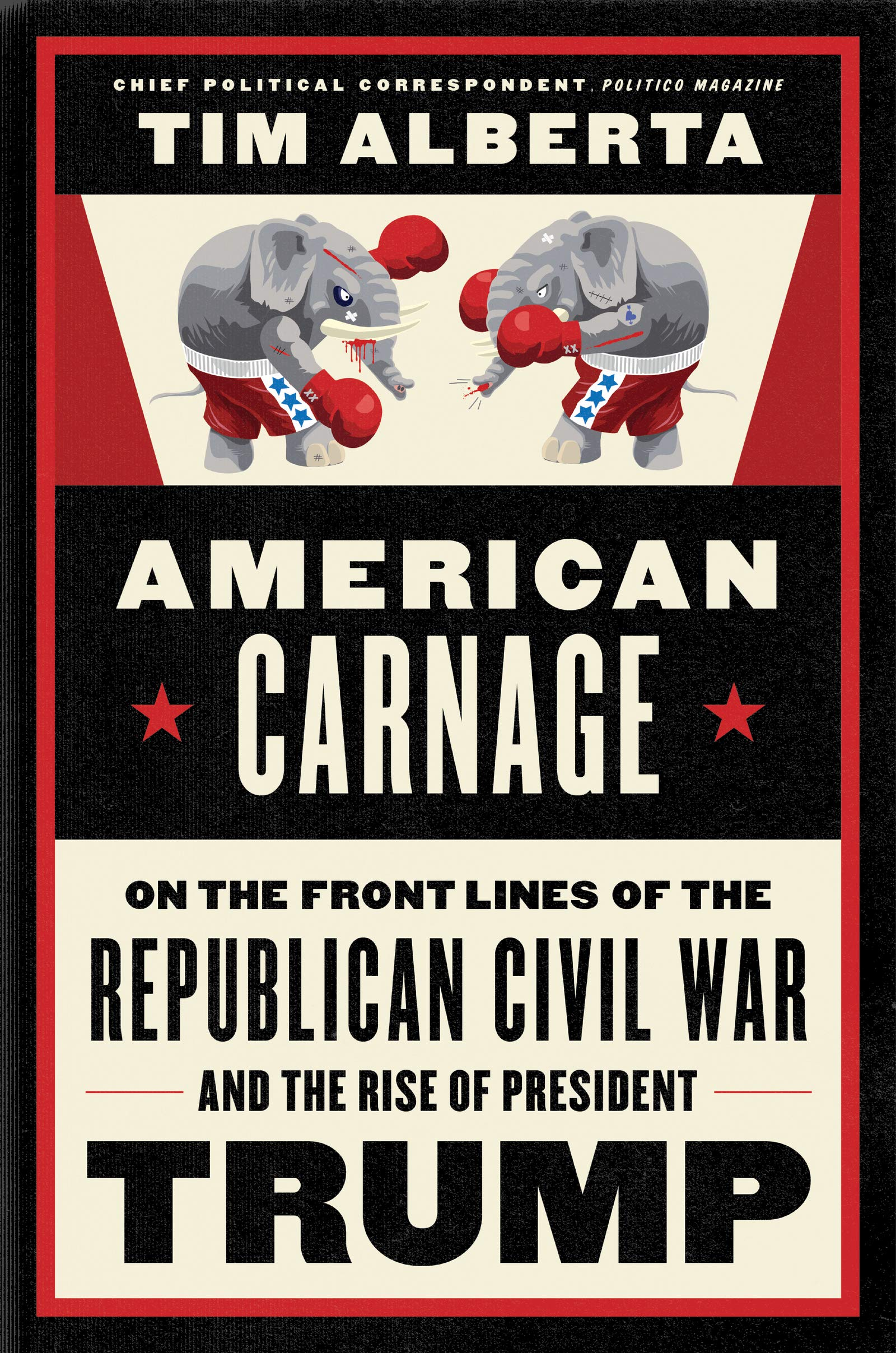Tim Alberta explains in the podcast on American Carnage: The GOP change has been swift, stark, and you might be led to believe, all because of one person: Donald Trump. But is that true? Was Trump the cause or the most logical outcome? Perhaps more importantly, is there any going back? Is the GOP now the POT – the Party of Trump? Most simply: Is the Republican Party dead?