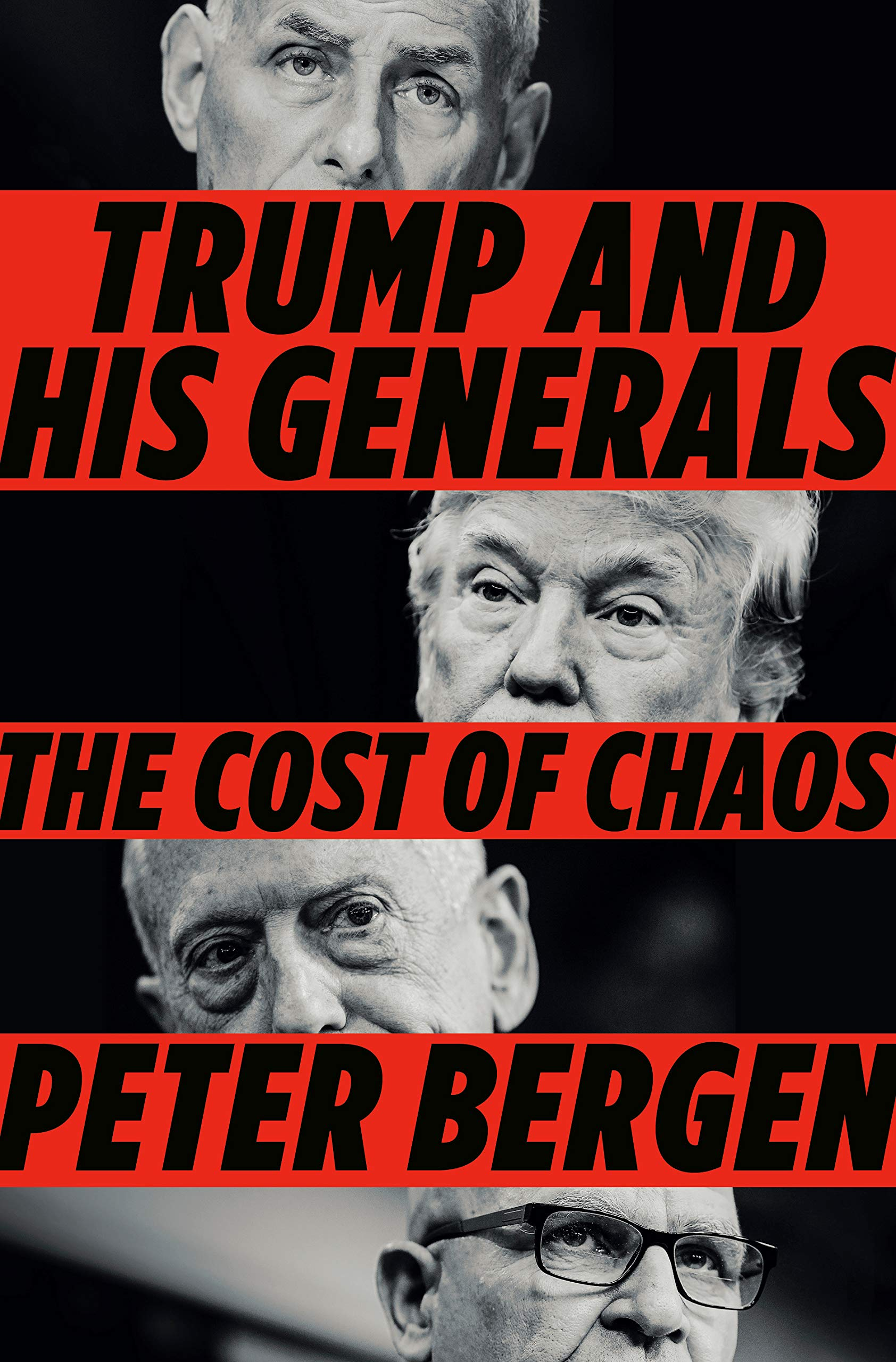 "Chris Riback asks Peter Bergen: What happens when ""the unstoppable force of President Trump meets the immovable object of America's national security establishment?"""