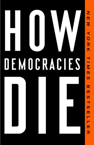 """How's our democracy doing? Are America's democratic norms still valid? How much more can our institutions take? I'm dedicating the next two conversations to the topic, starting with """"How Democracies Die."""""""