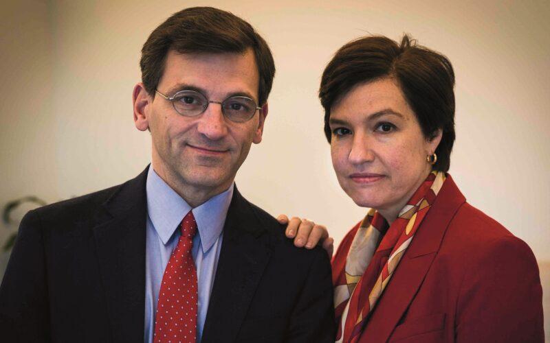 Peter Baker & Susan Glasser