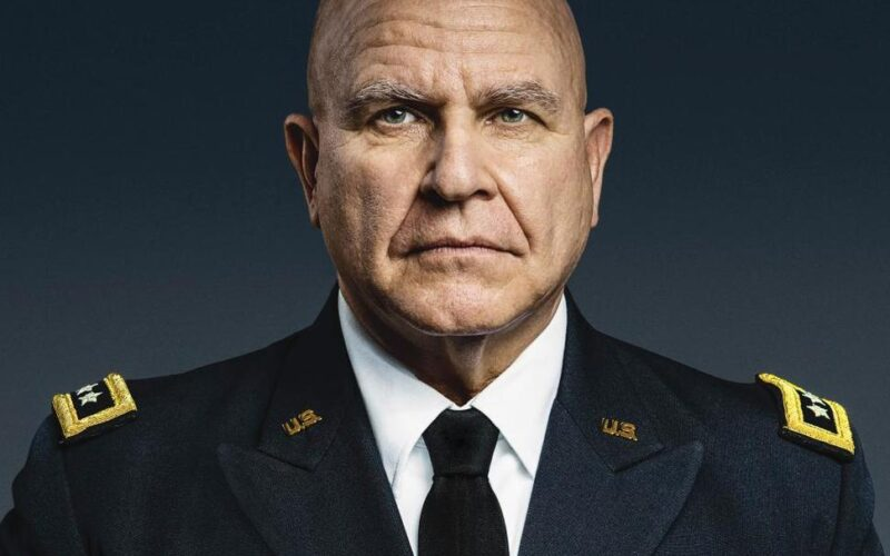 Gen. H.R. McMaster Battlegrounds: The Fight to Defend the Free World
